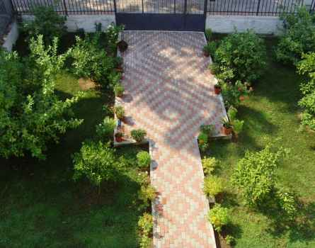 3 Story Villa For Sale In Tirana Fuat Toptani Road