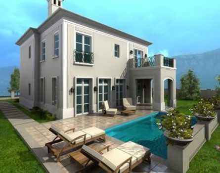 tirana luxury residence villa petit bordeaux no 83 albania property albanian real estate. Black Bedroom Furniture Sets. Home Design Ideas